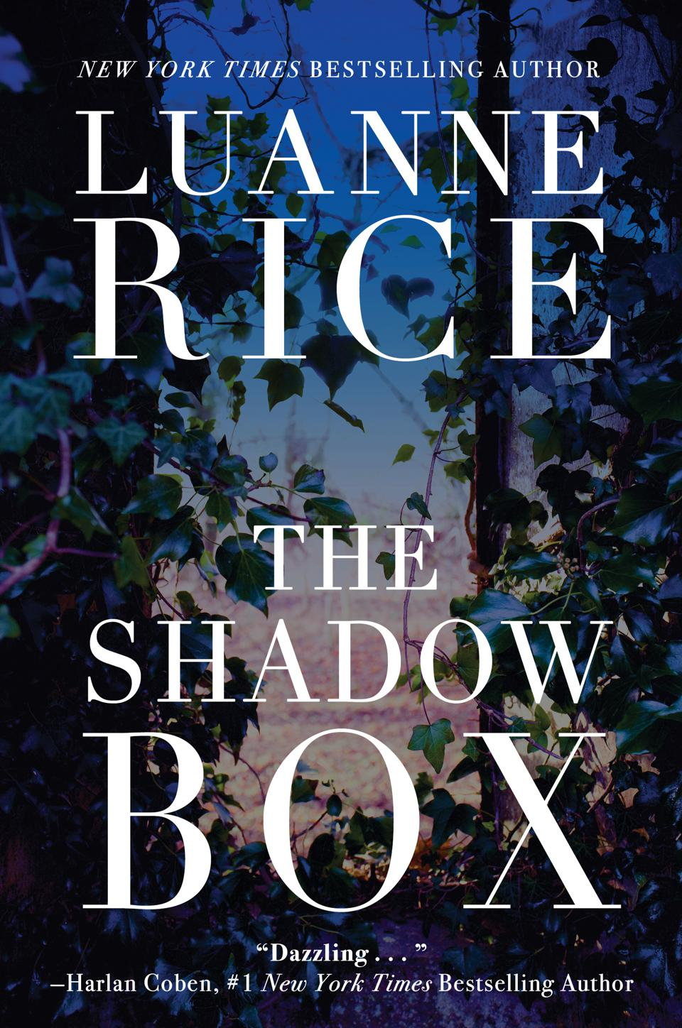Luanne Rice's newest book is The Shadow Box