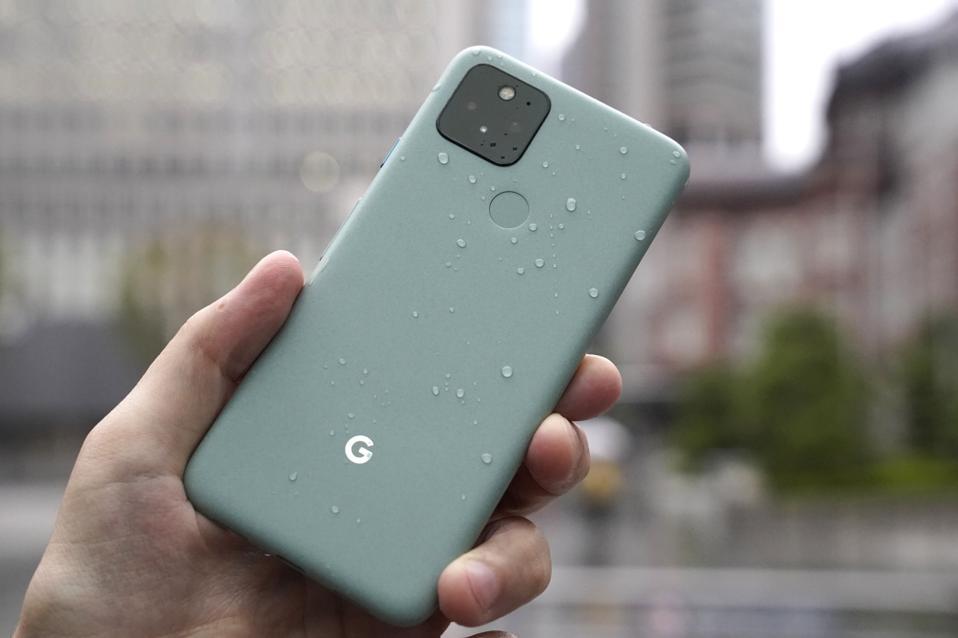 Google Pixel5Flagship 5G model Smartphone