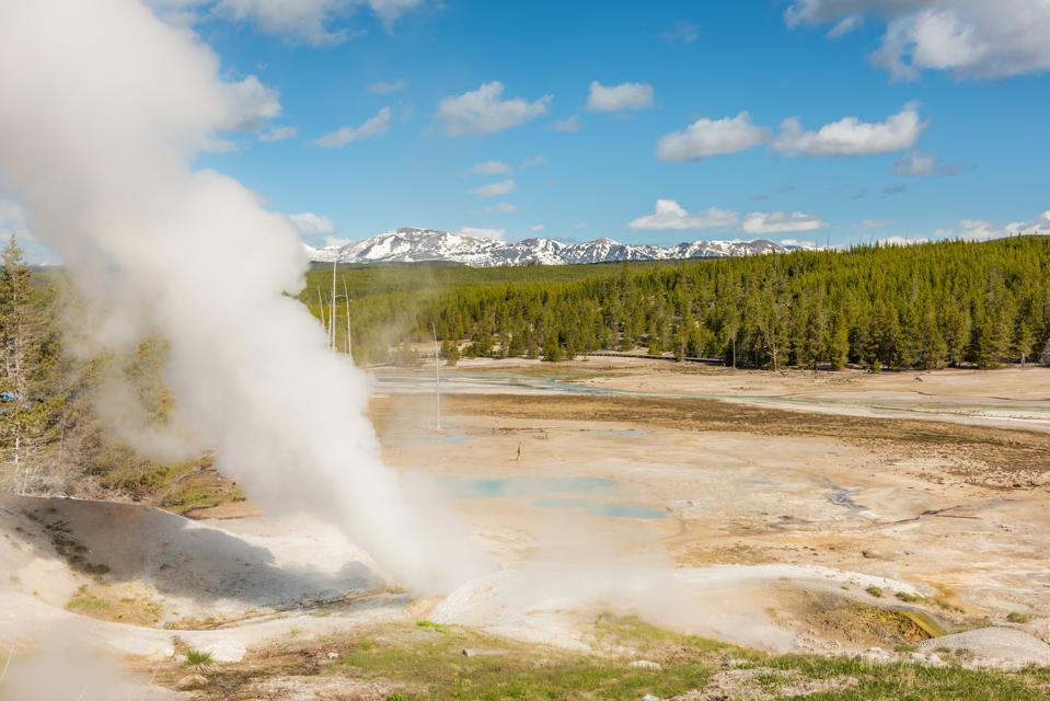 Yellowstone Had Nearly 300 Earthquakes In May—But No Biggie