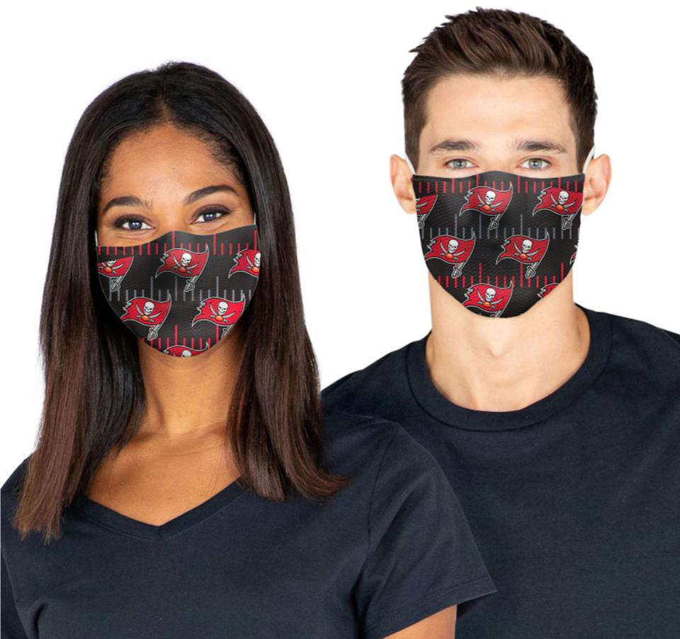 Tampa Bay Buccaneers Fanatics Branded Face Covering