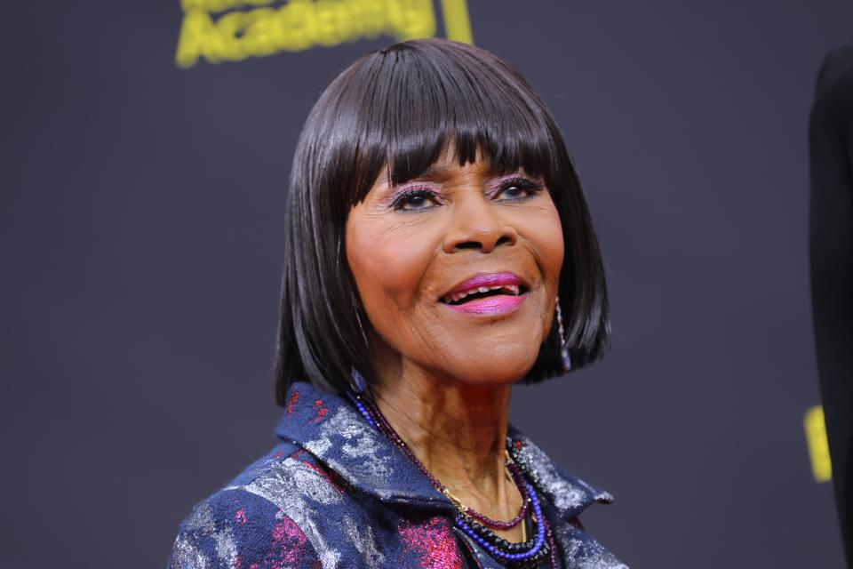 Cicely Tyson, Who Broke Barriers In Hollywood, Dies At 96
