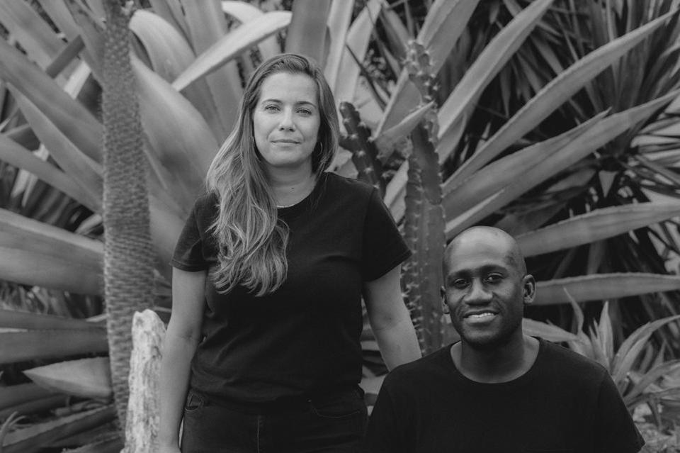 Sophie Ozoux and Kwame Taylor-Harford, Co-Founders of Kin