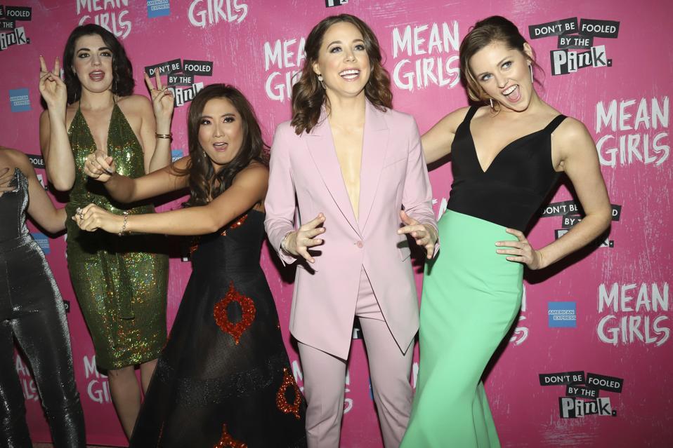″Mean Girls″ Broadway Opening Night
