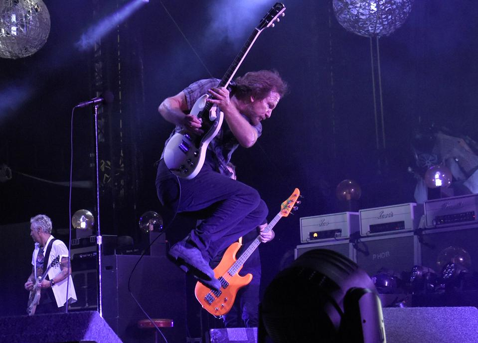 Pearl Jam are among acts whose shows are getting an interactive boost on Nugs.net.