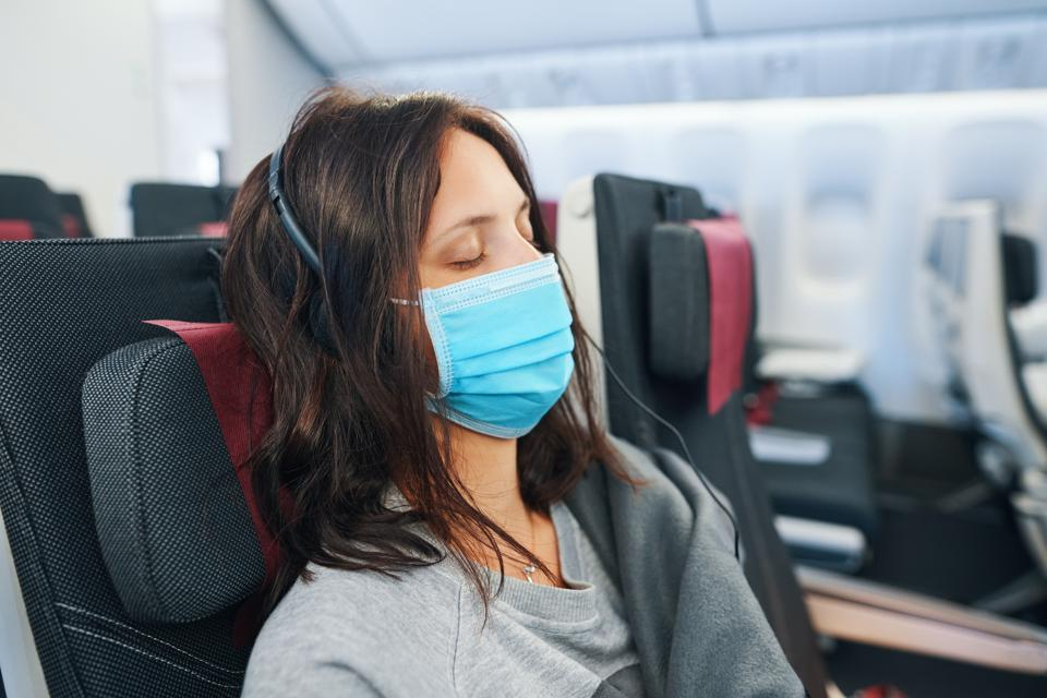 Face mask plane