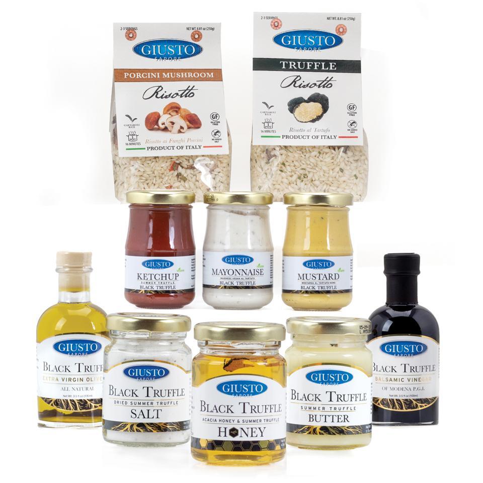Giusto Sapore Ultimate Truffle Gourmet Gift Set