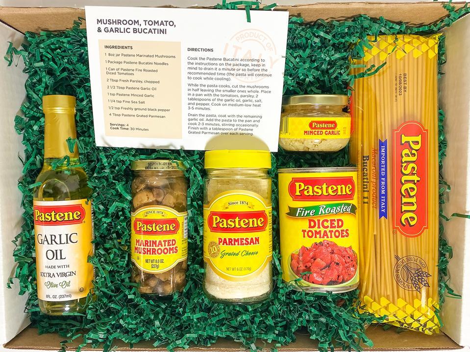 Pastene Date Night Gift Box