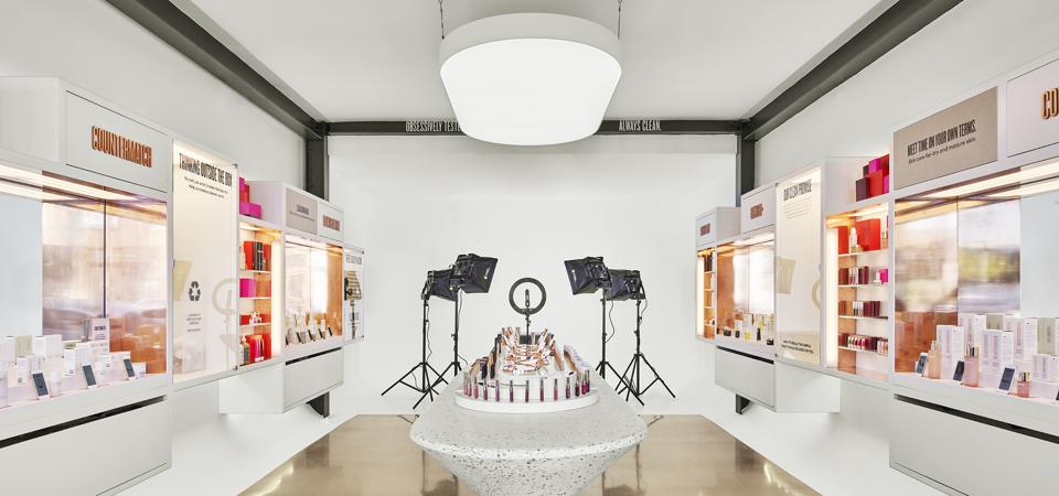 Beautycounter's Santa Monica store offers