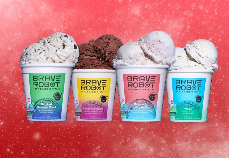 Ice Cream with Benefits