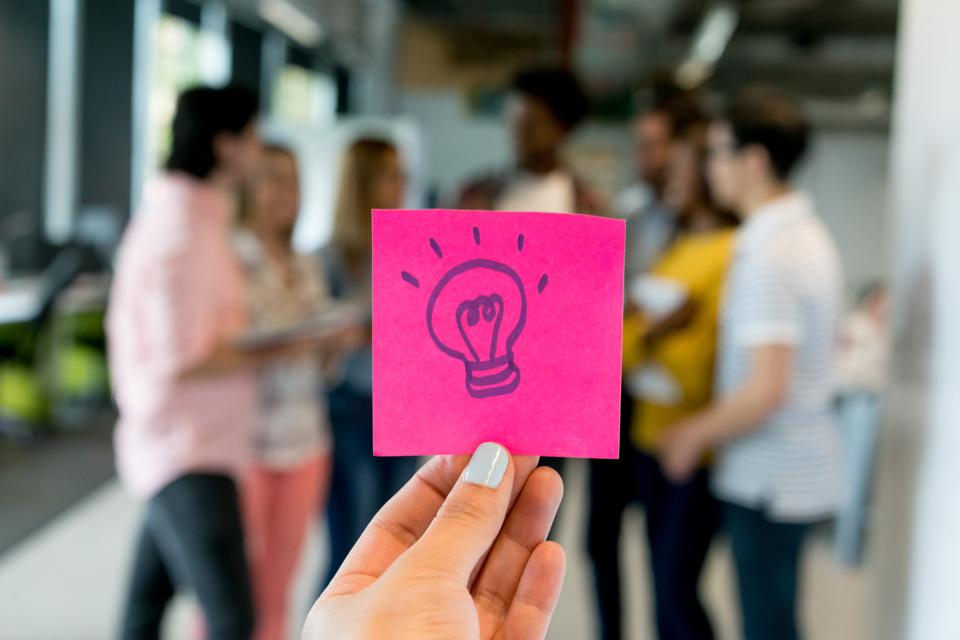 Innovation - business concepts