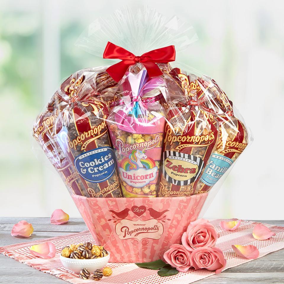 Popcornopolis Popcorn Bouquet