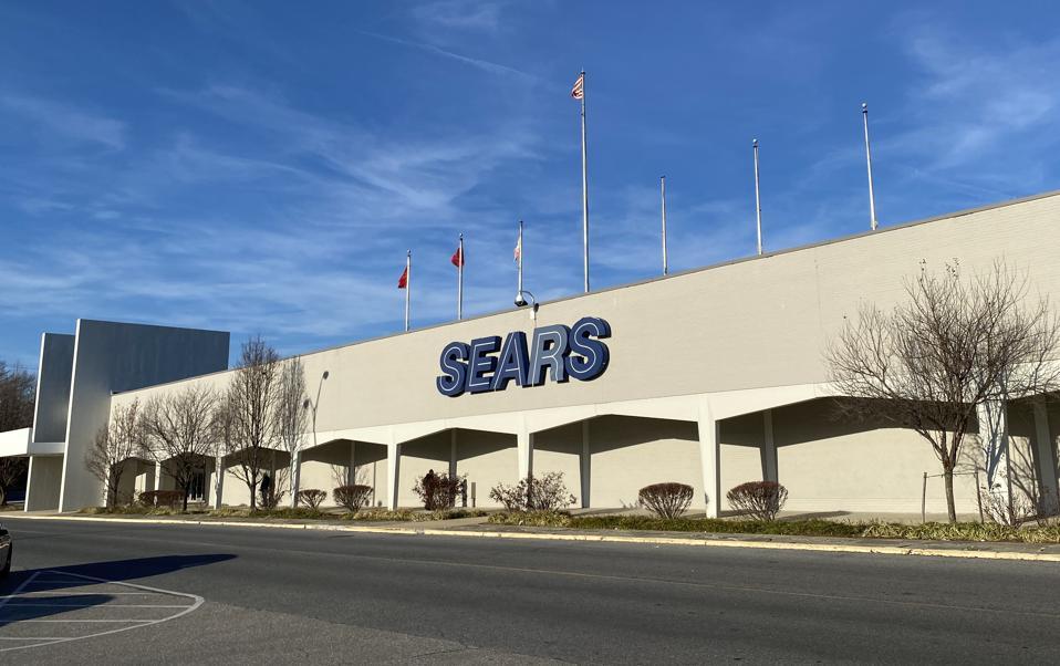 Sears closing Silver Spring