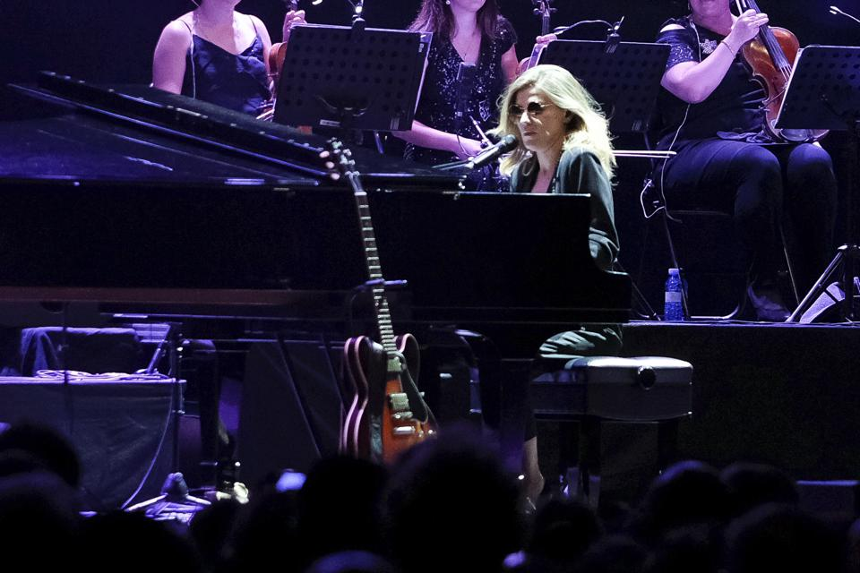 Melody Gardot Performs In Madrid