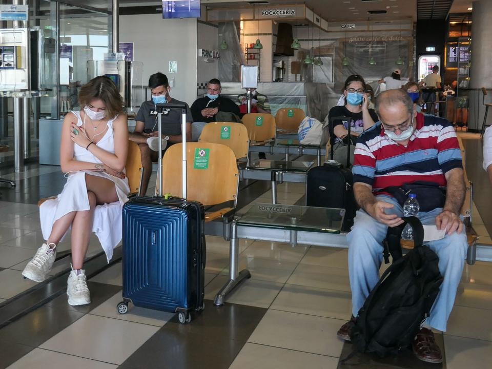 Thessaloniki Airport During The COVID-19 Pandemic