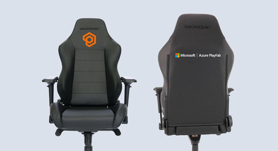 Chaise Microsoft PlayFab