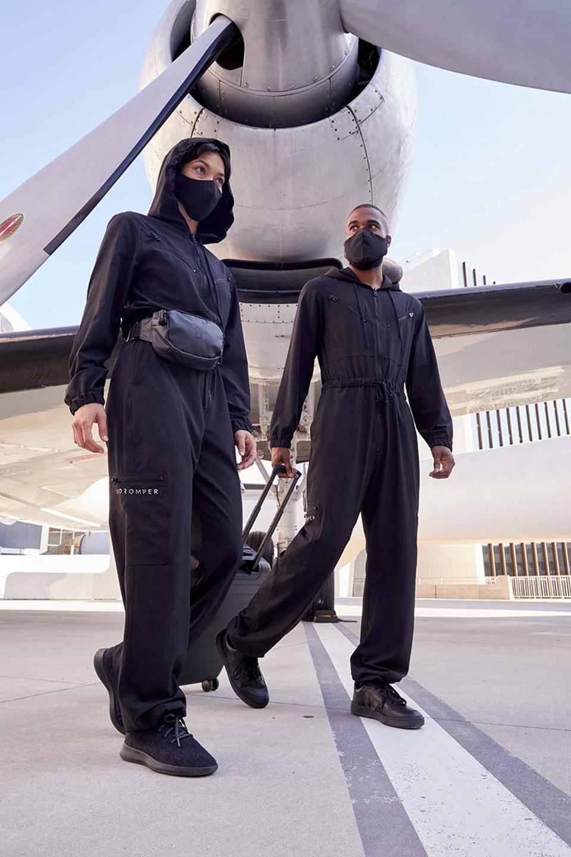 BioRomper protective travel jumpsuits