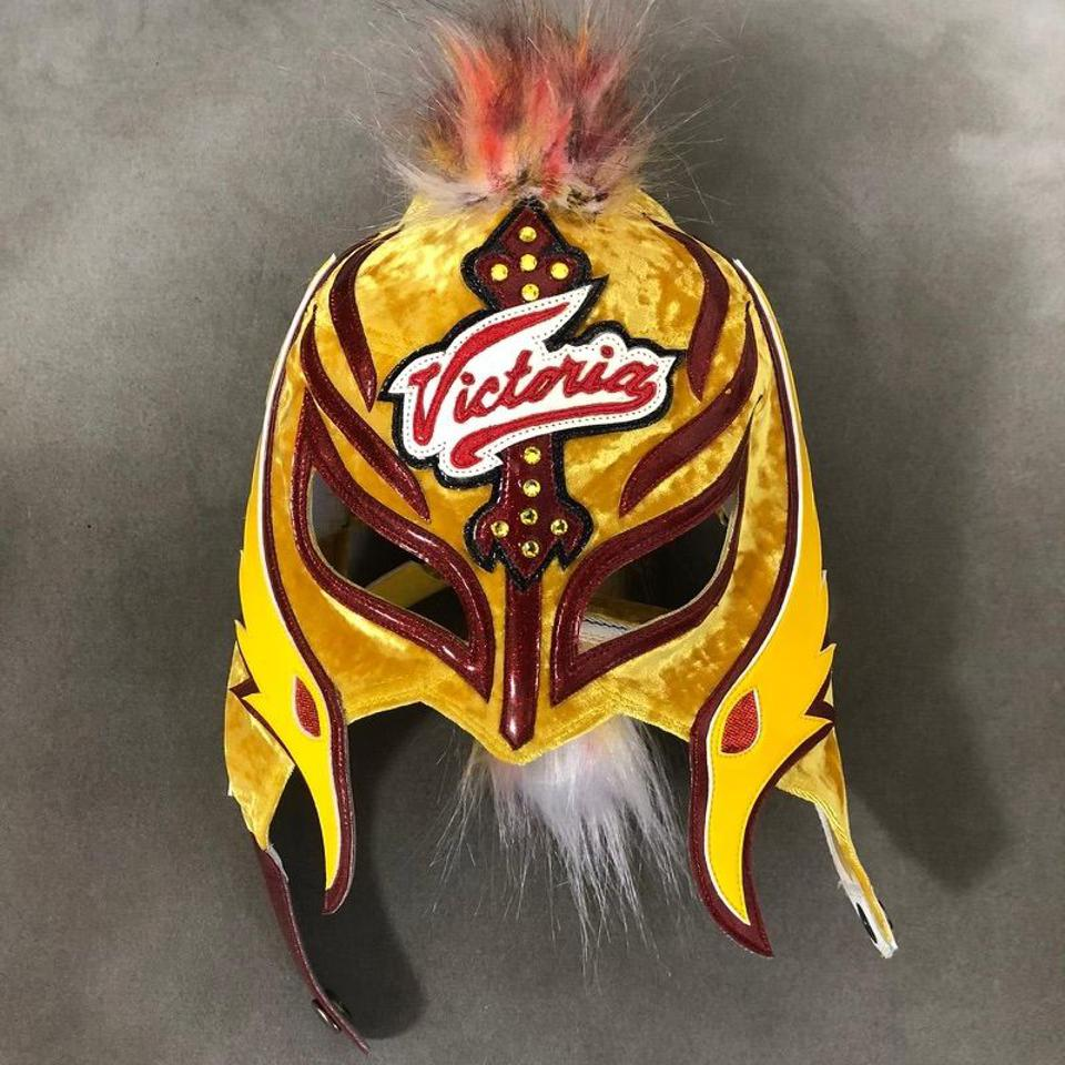 Rey Mysterio recently announced a partnership with Victoria beer.