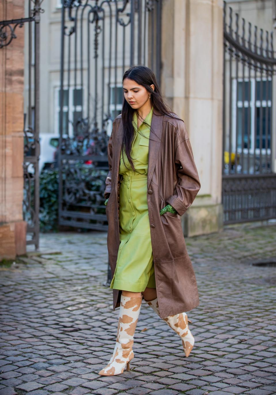 Street Style - Day 2 - Copenhagen Fashion Week Autumn/Winter 2020