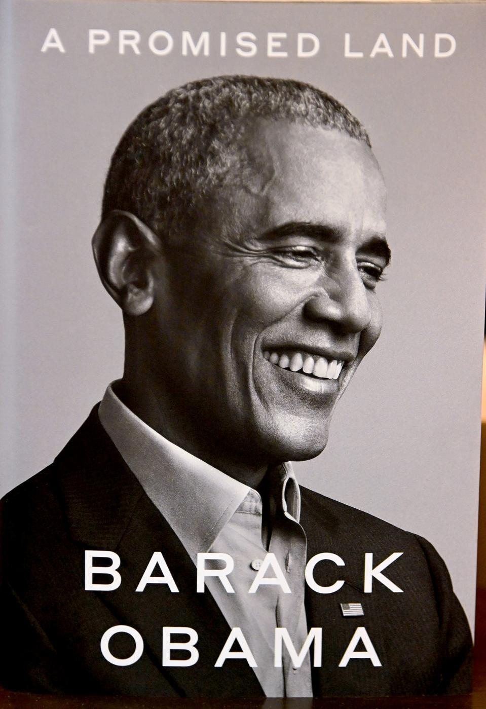 President Barack Obama's Memoir ″A Promised Land″ Goes On Sale Ahead Of Holiday Season