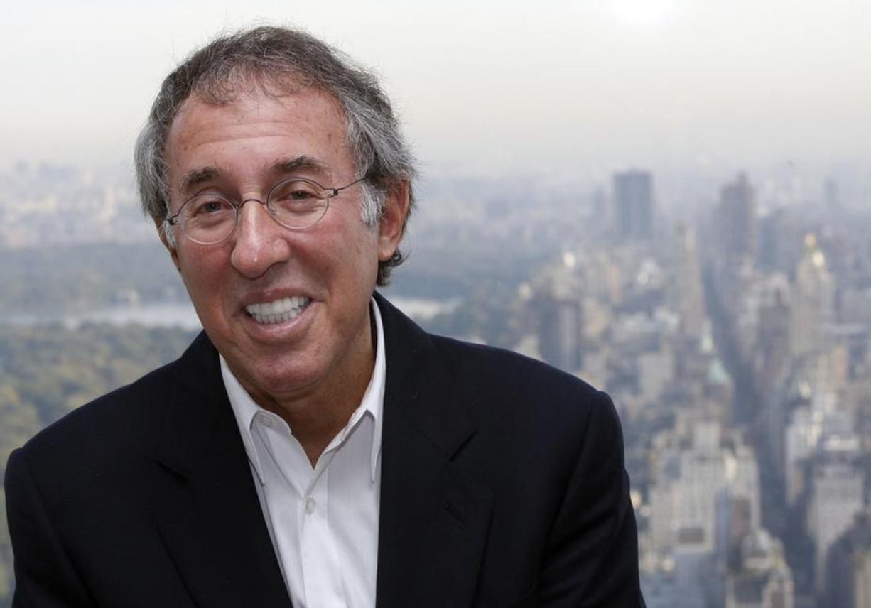 Billionaire value investor Ron Baron. (Photo by Chip East/Bloomberg News)