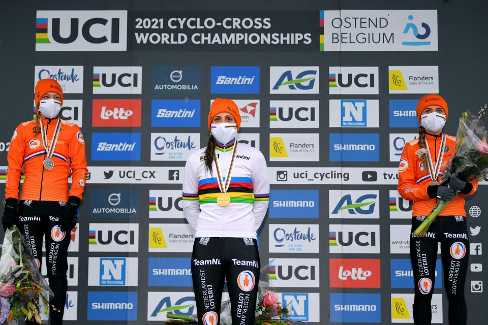 72nd UCI Cyclo-Cross World Championships Oostende 2021 - Women Elite