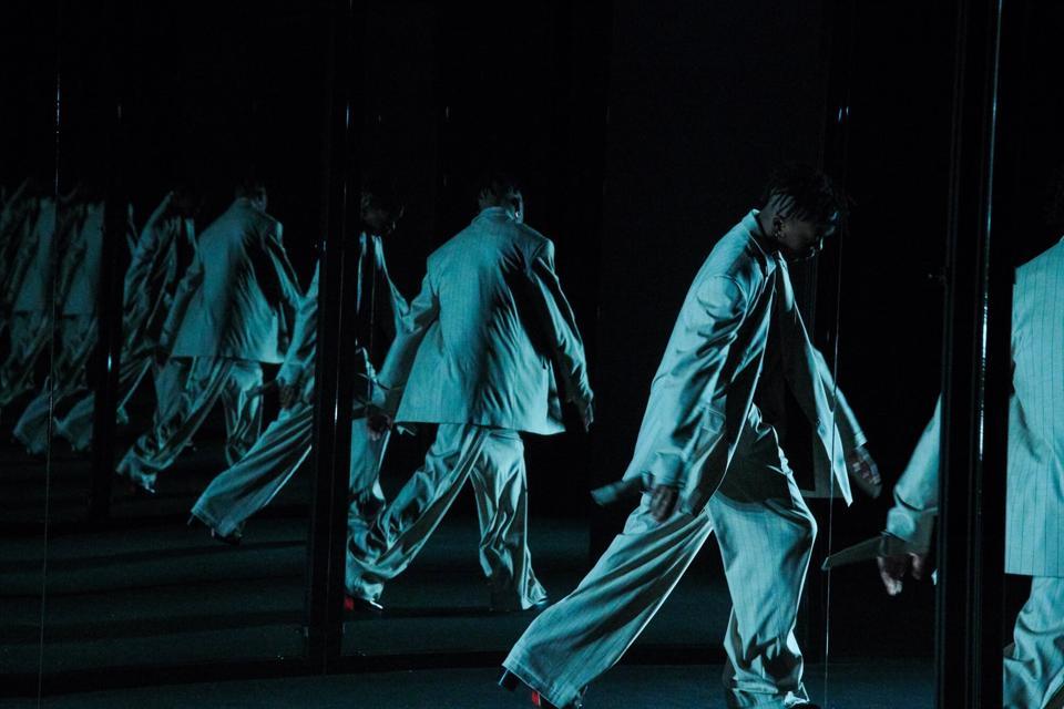 LGN, Louis Gabriel Nouchi. Arab Fashion Council. Men's Fashion Week.