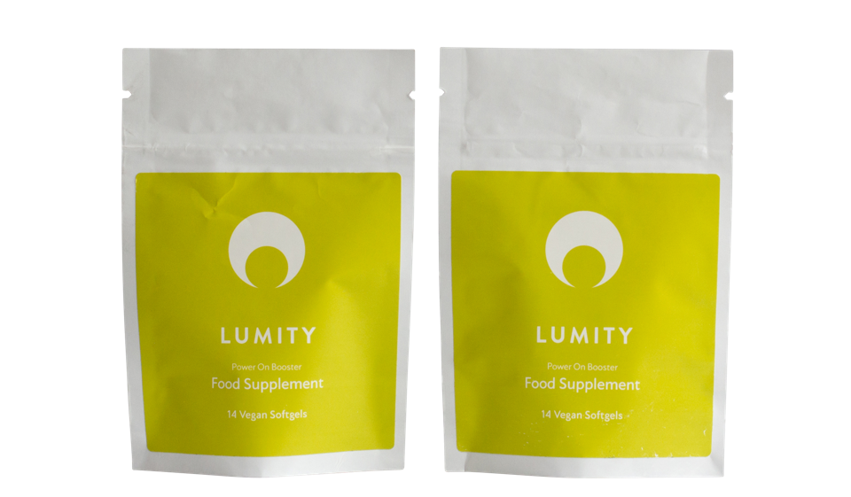 Lumity booster food supplements