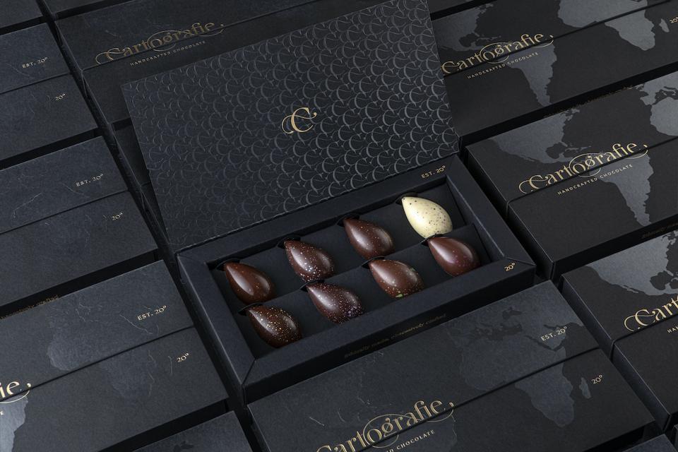 8 chocolates