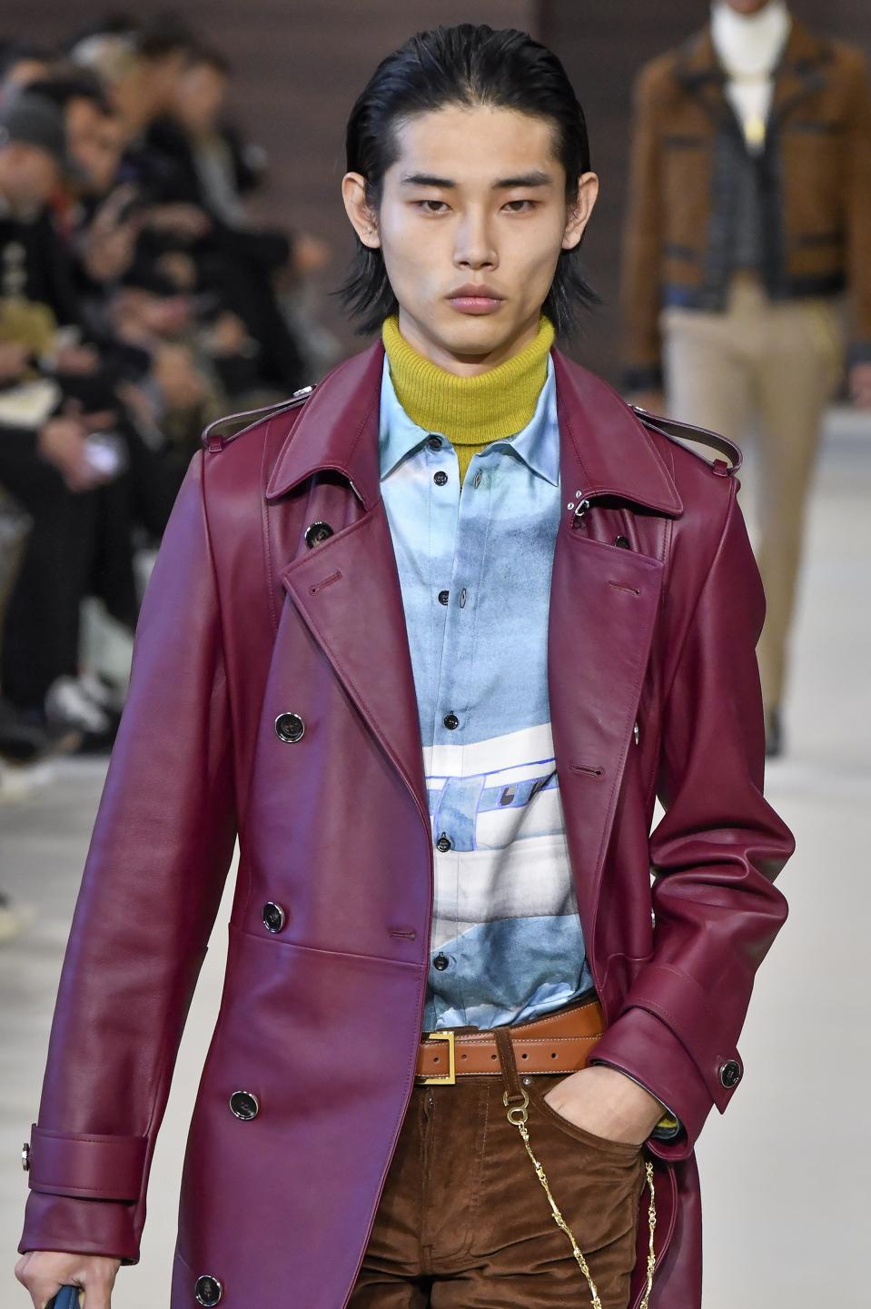Amiri : Runway - Paris Fashion Week - Menswear F/W 2020-2021