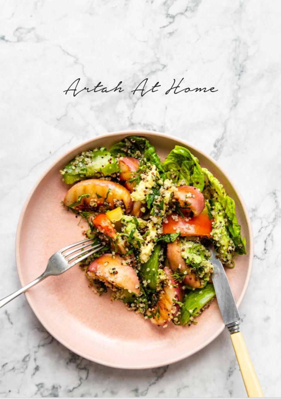 Artah at home programme