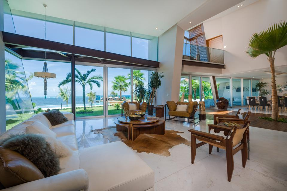 Inside Casa EnMar, a luxury Cancun home designed by architect Sergio Orduña
