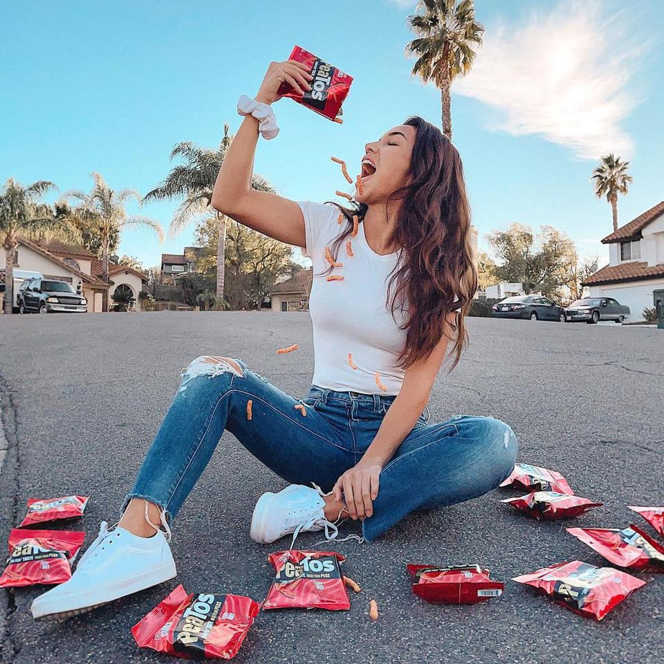 PeaTos challenges incumbents in the puffed snacks market as a healthy alternative.