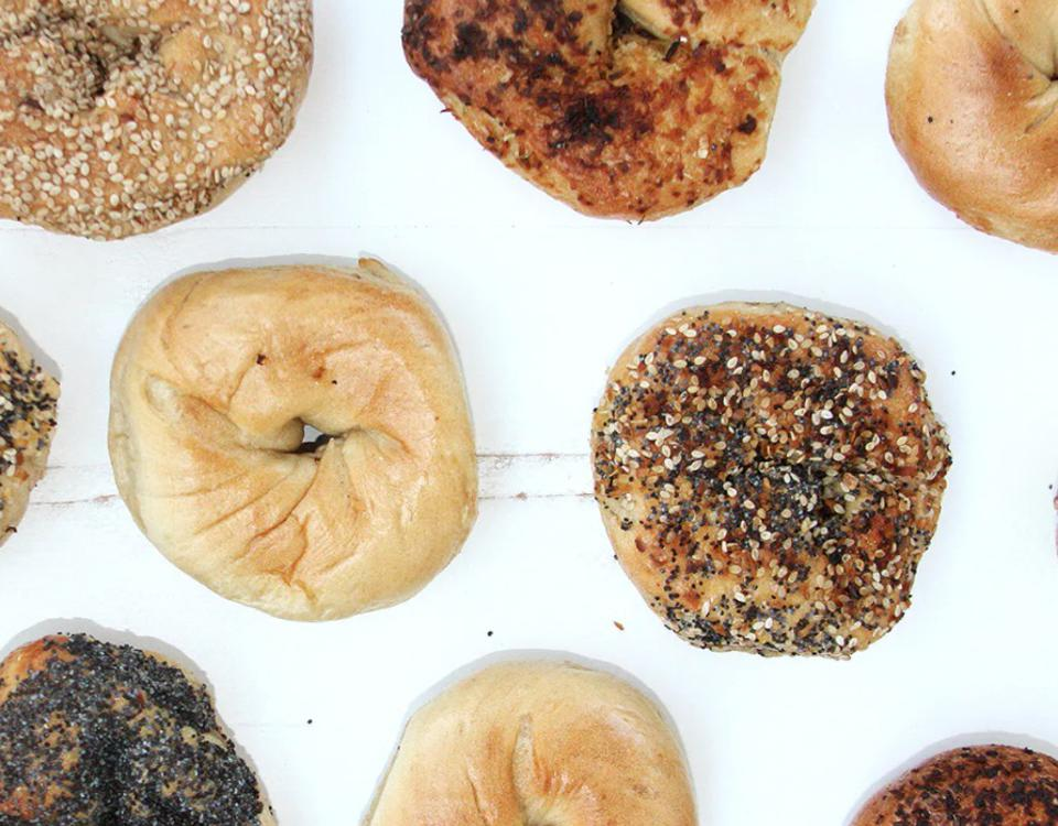 New York bagels from Ess-a-Bagel