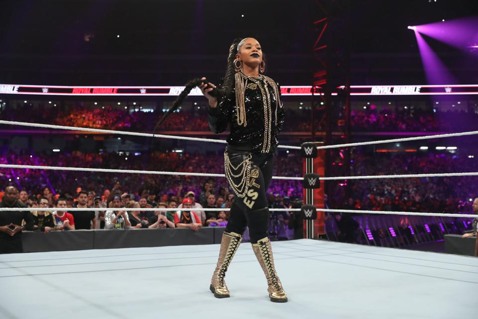 Bianca Belair Wants WWE Wrestlemania 37 Moment With Cardi B 1