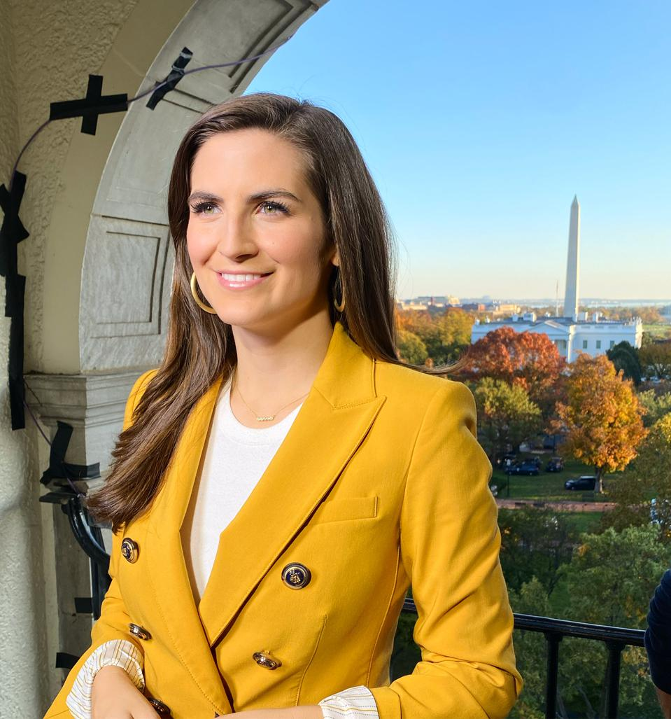 Kaitlan Collins, CNN, Chief White House Correspondent