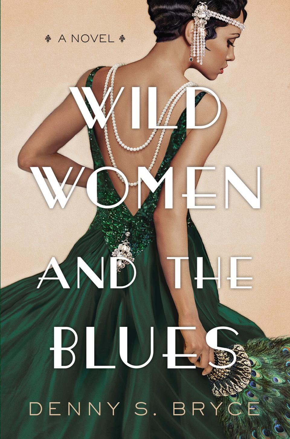 wild women and the blues book cover novel denny s. bryce kensington