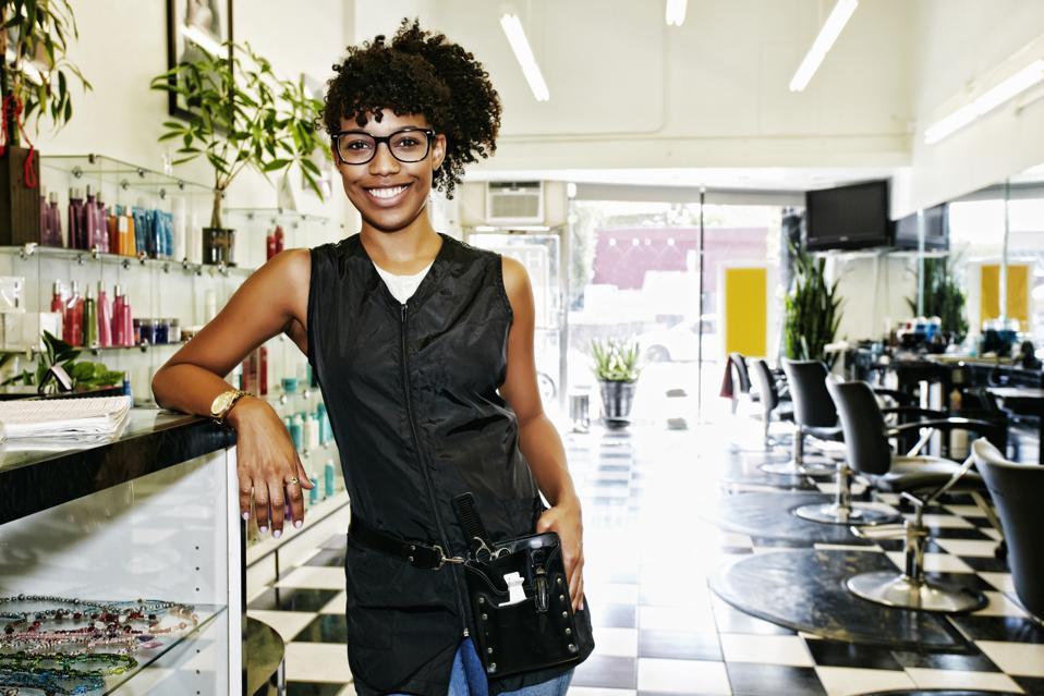 black women entrepreneur, African American women business owner