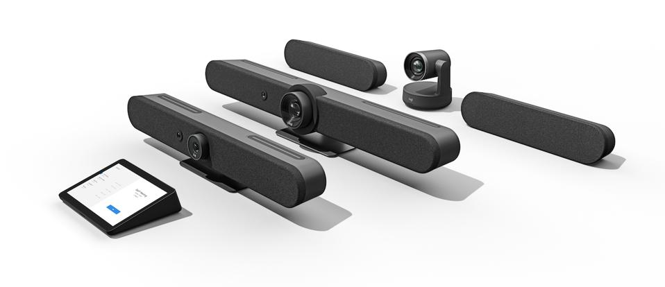 Selection of Logitech Rally products