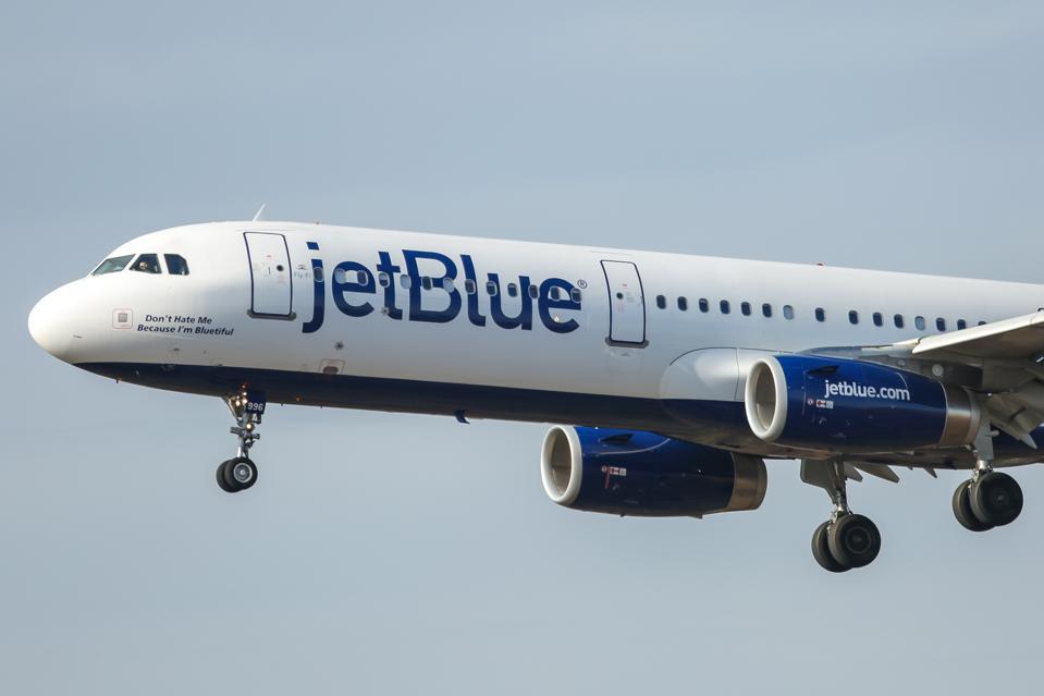 JetBlue Airways Airbus A321-231
