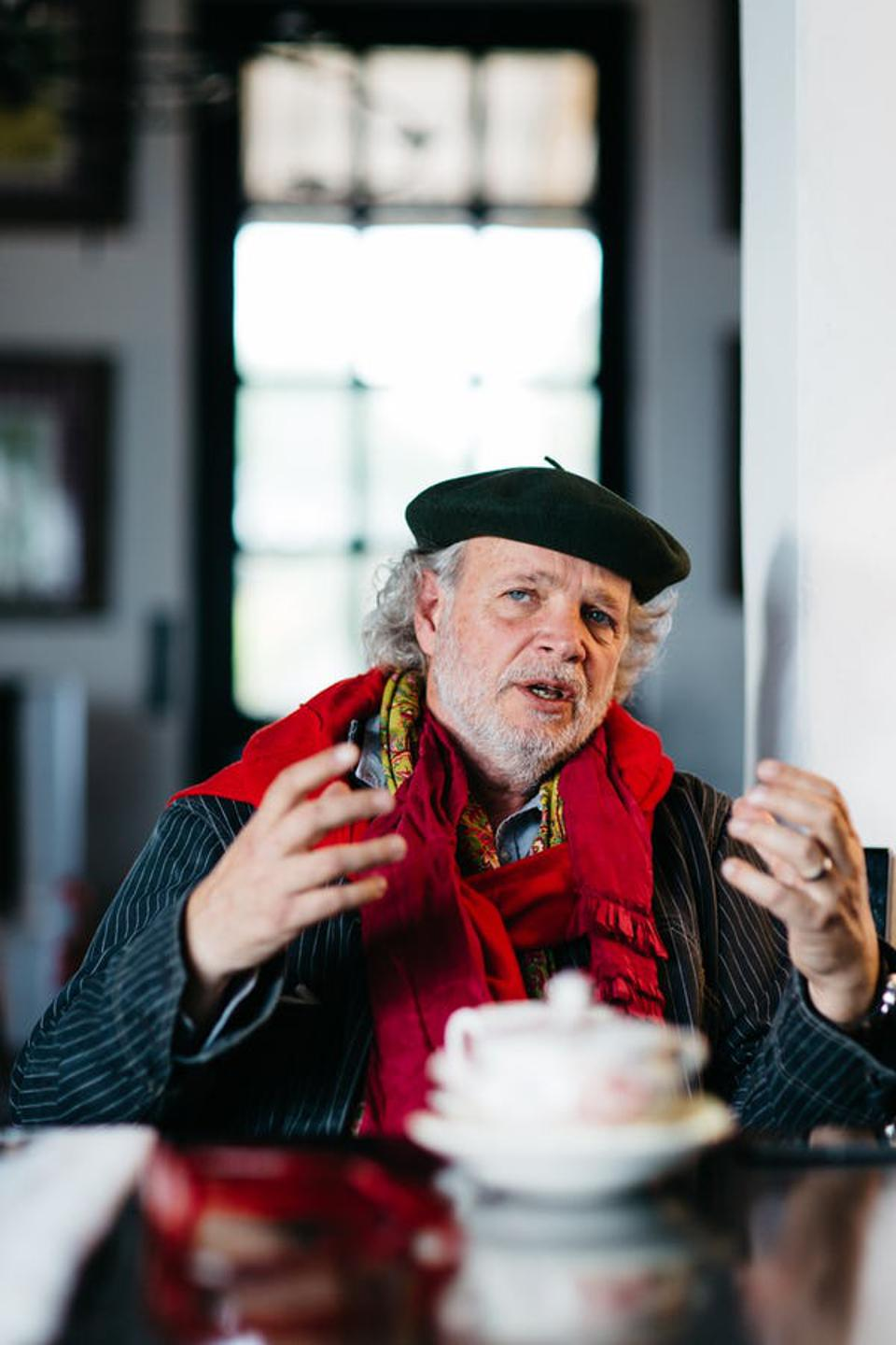 Satopia Travel is offering a hosted culinary experience with Francis Mallmann