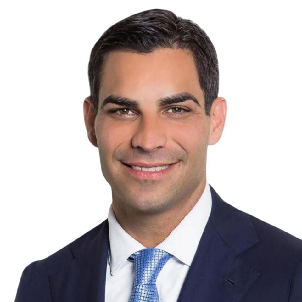 Headshot of the Mayor of Miami Francis Suarez