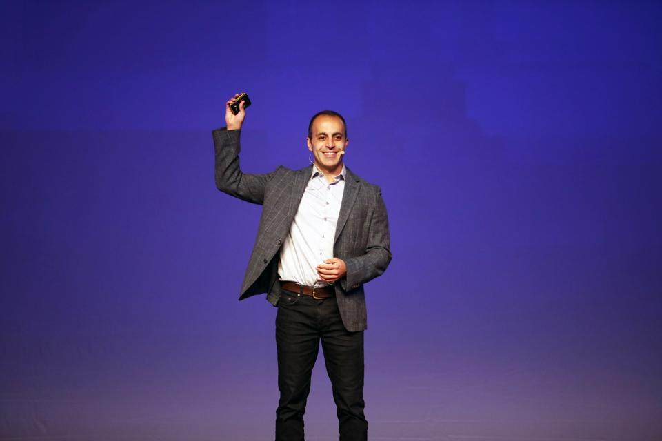Databricks CEO Ali Ghodsi believes he's building the data software platform of the future.