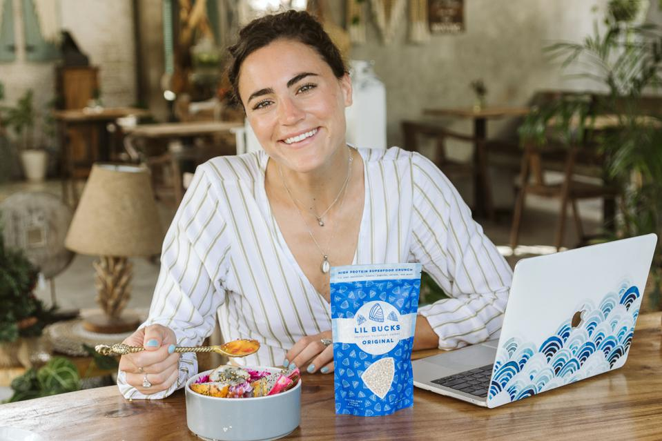 Emily Griffith, the founder of Lil Bucks, turned to crowdfunding to finance growth during the pandemic when venture funding opportunities slowed down.