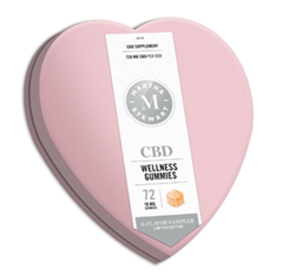 CBD gummies from the wellness line of Martha Stewart