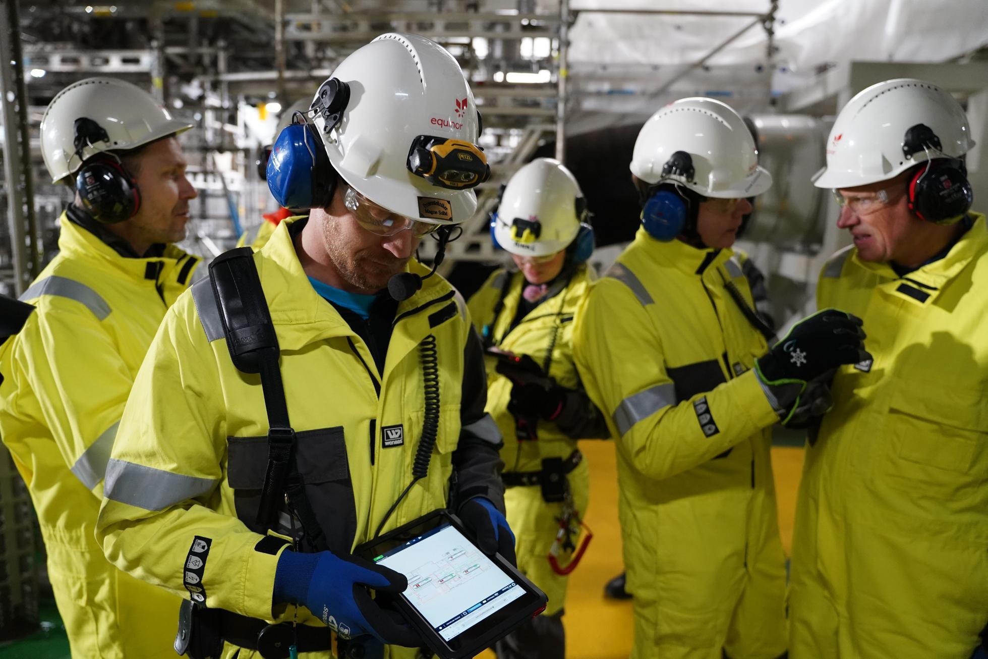 NORWAY-ENVIRONMENT-CLIMATE-ECONOMY-ENERGY-OIL
