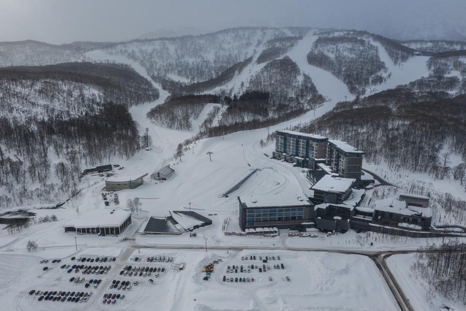 Japan's Winter Tourism Industry Hit Hard By Coronavirus Pandemic