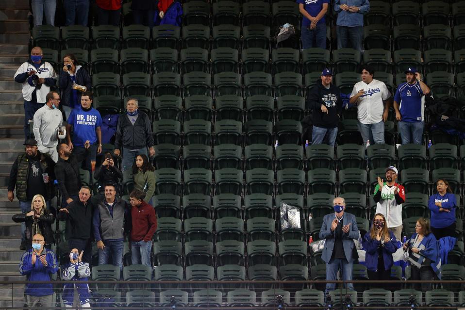 Limited MLB attendance