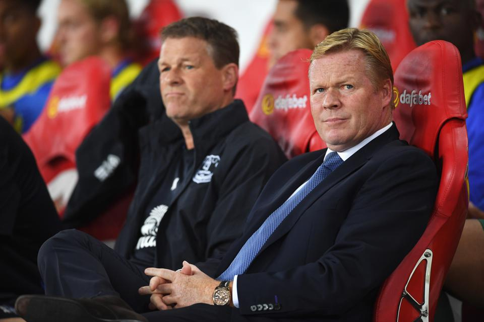 Ronald Koeman's brother believes there are leaks coming from the Barcelona changing room
