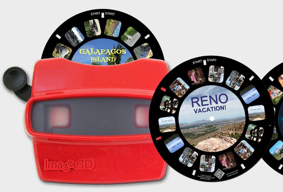 Image3D RetroViewer