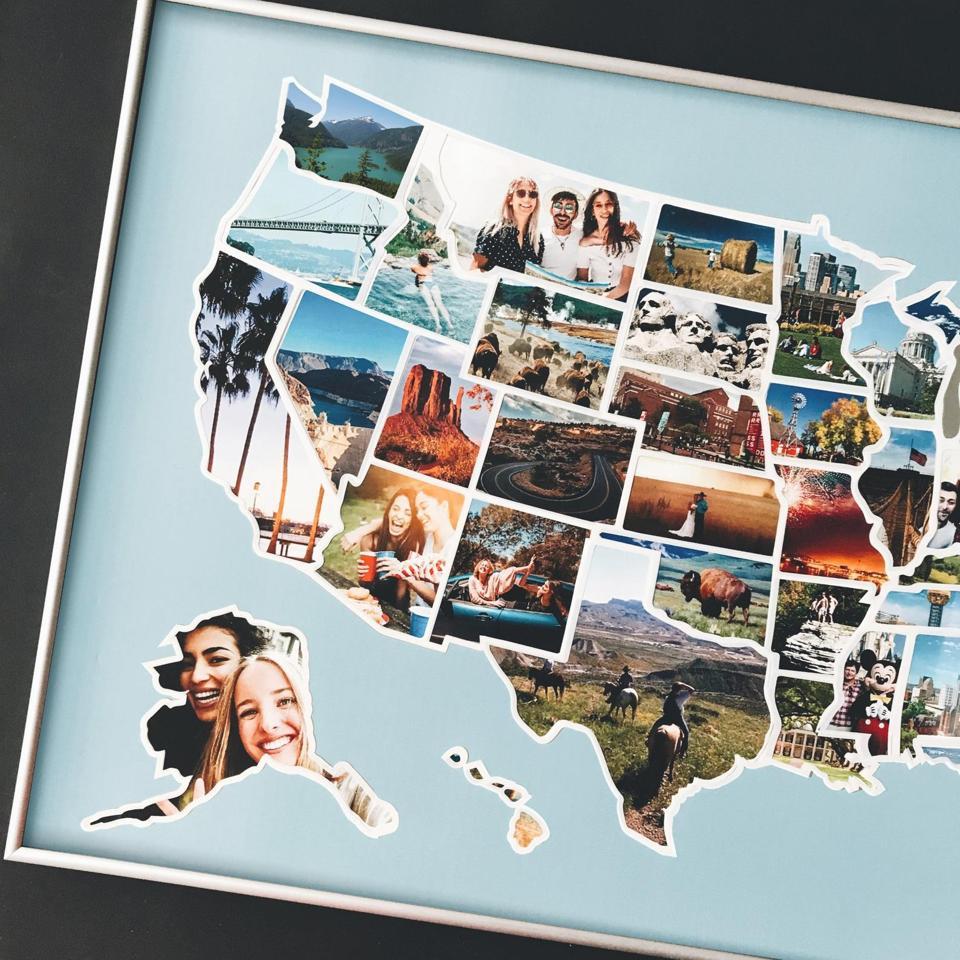 USAPM USA Photo Map